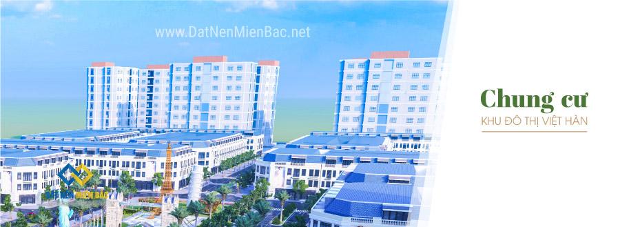 Chung cư khu đô thị Việt Hàn