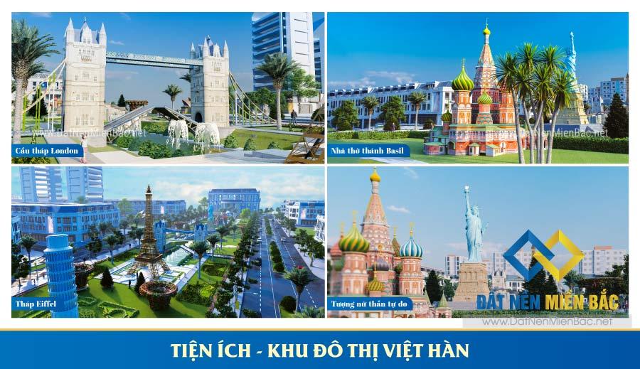 Kỳ quan Khu đô thị Việt Hàn
