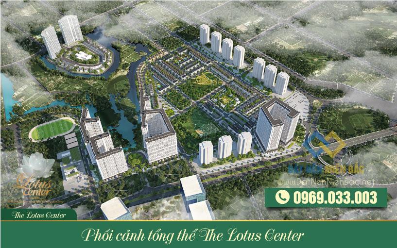 Dự án The Lotus Center