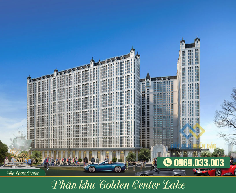 Golden Center Lake