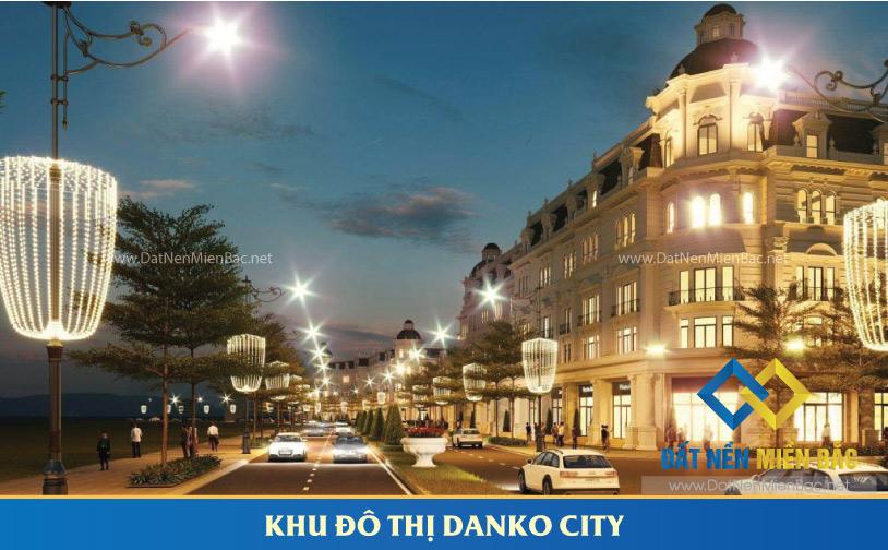Khu đô thị Danko City