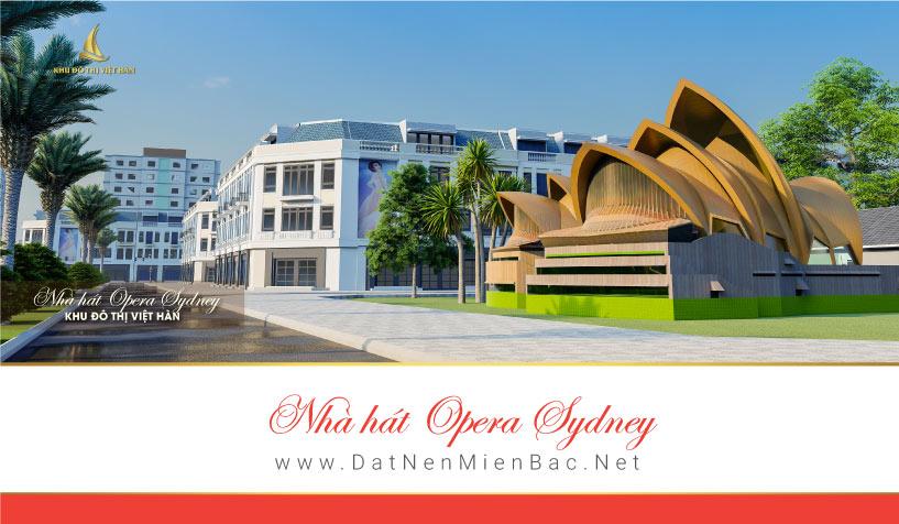 Nhà hát Opera Sydney Khu đô thị Việt Hàn