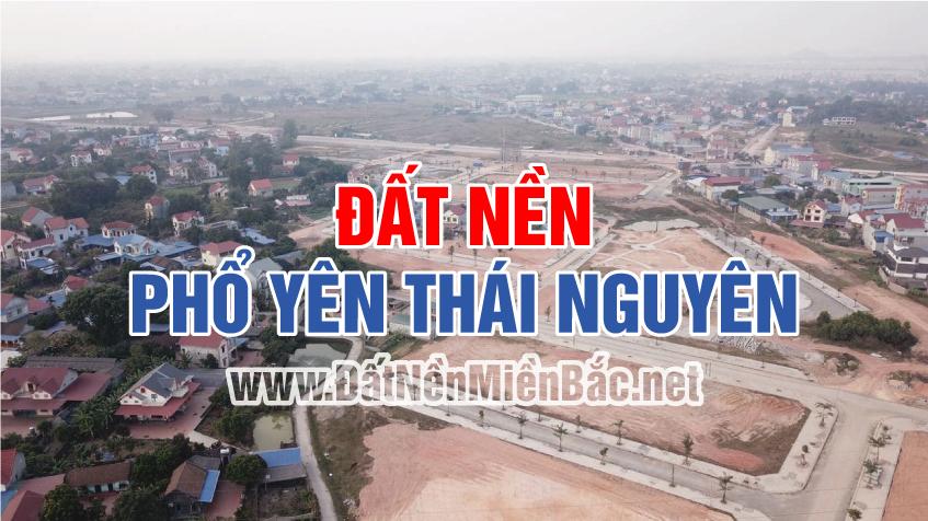 Đất nền Phổ Yên Thái Nguyên